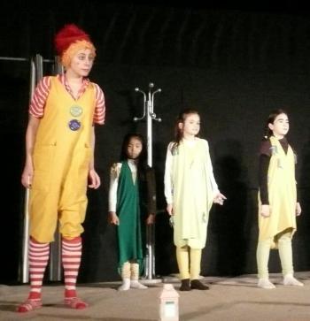 theatre au bout des doigts