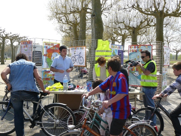 agen - fees du sport cours securite a velo
